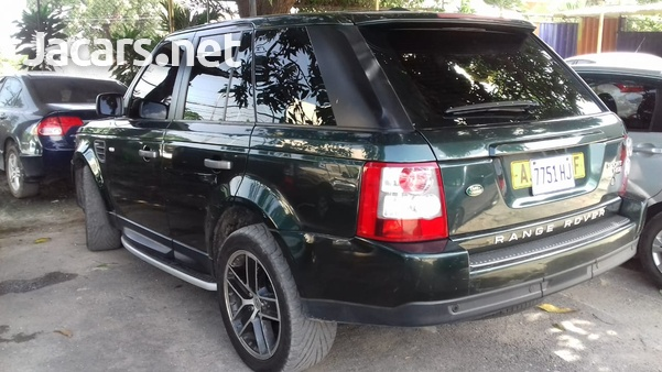 Land Rover Range Rover Sport 3,5L 2009-4