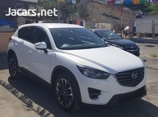 Mazda CX-5 2,2L 2016-1