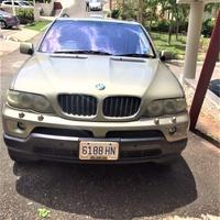 BMW X5 3,0L 2005