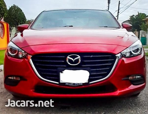 Mazda 3 1,5L 2017-14