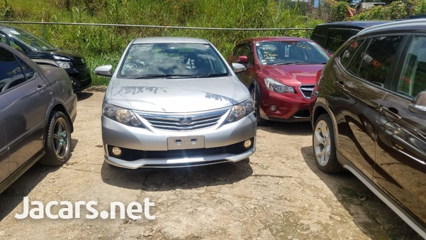 Toyota Allion 1,8L 2014-4