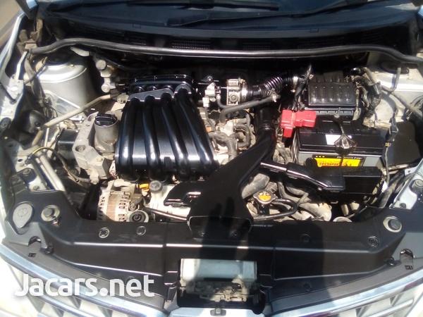 Nissan Tiida 1,5L 2012-2