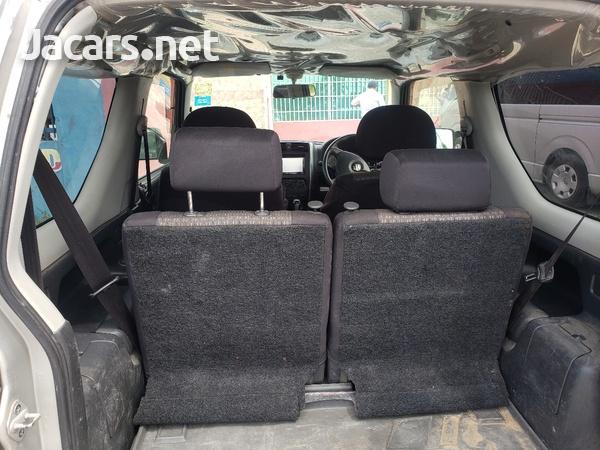 Suzuki Jimny 0,6L 2012-6