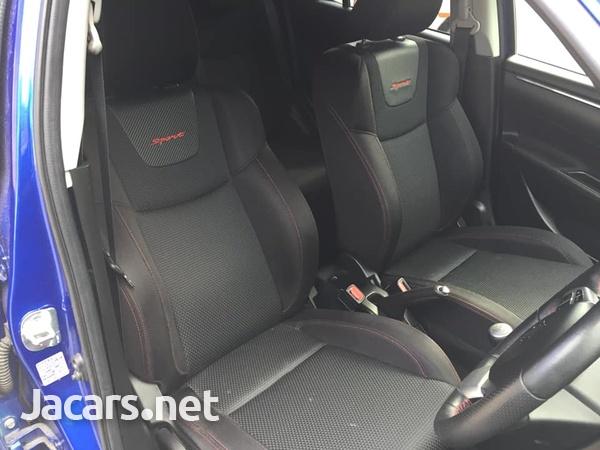 Suzuki Swift 1,6L 2014-6