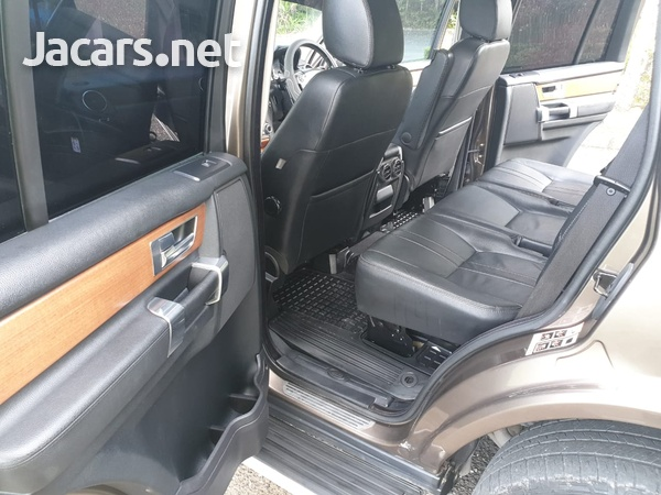 Land Rover Discovery Sport 3,0L 2013-2