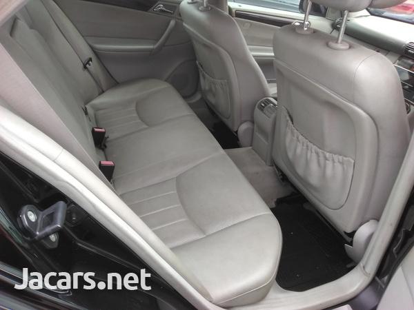 Mercedes-Benz C-Class 1,8L 2007-4