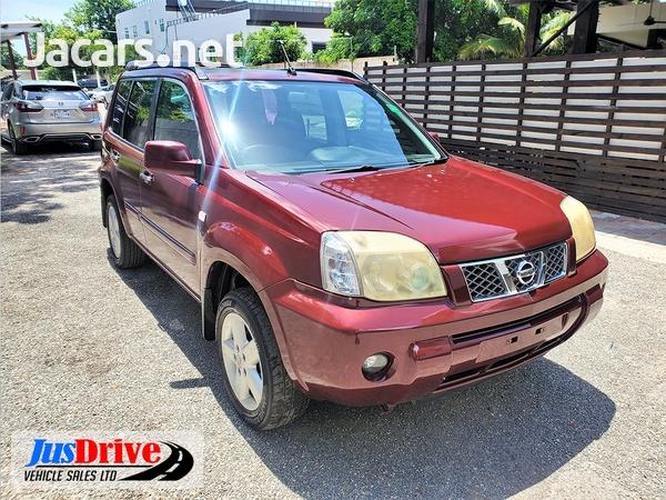 Nissan X-Trail 2,4L 2005-1
