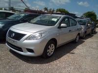 Nissan Latio 1,3L 2014