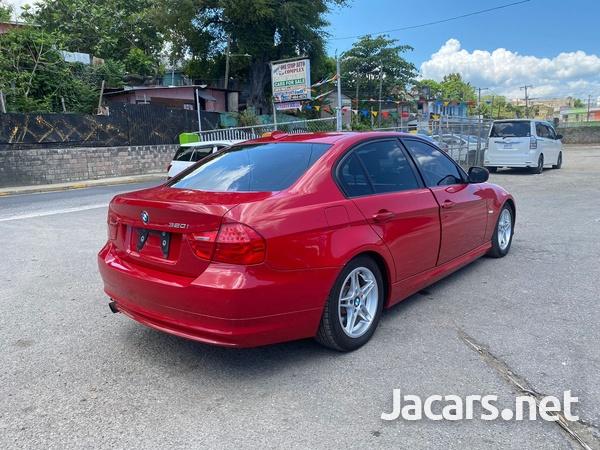 BMW 3-Series 2,0L 2011-16