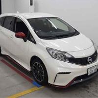 Nissan Note 1,2L 2016
