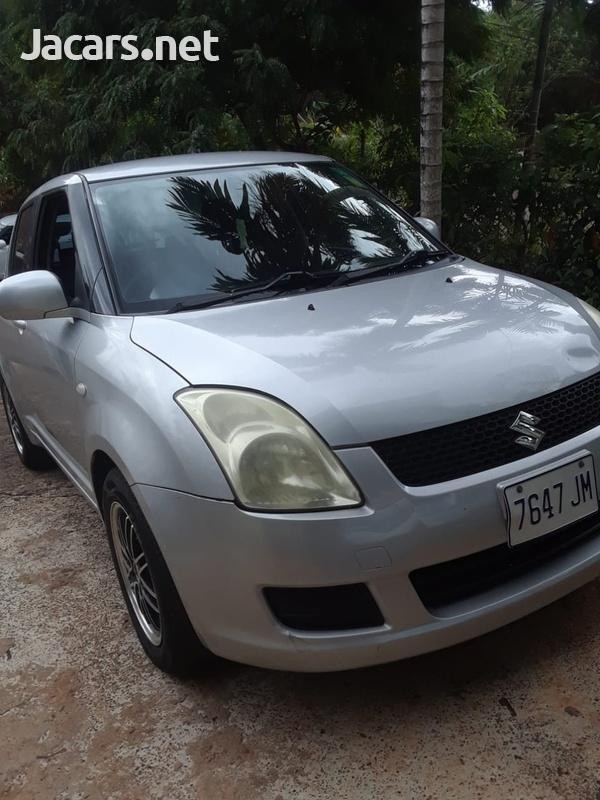 Suzuki Swift 1,3L 2009-4
