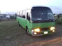 2001 Toyota Coaster bus