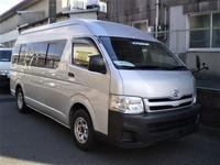 2013 Toyota Hiace Commuter Bus