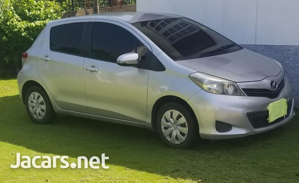 Toyota Vitz 1,3L 2012-15