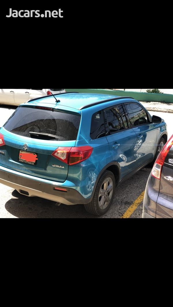 Suzuki Vitara 1,5L 2017-3