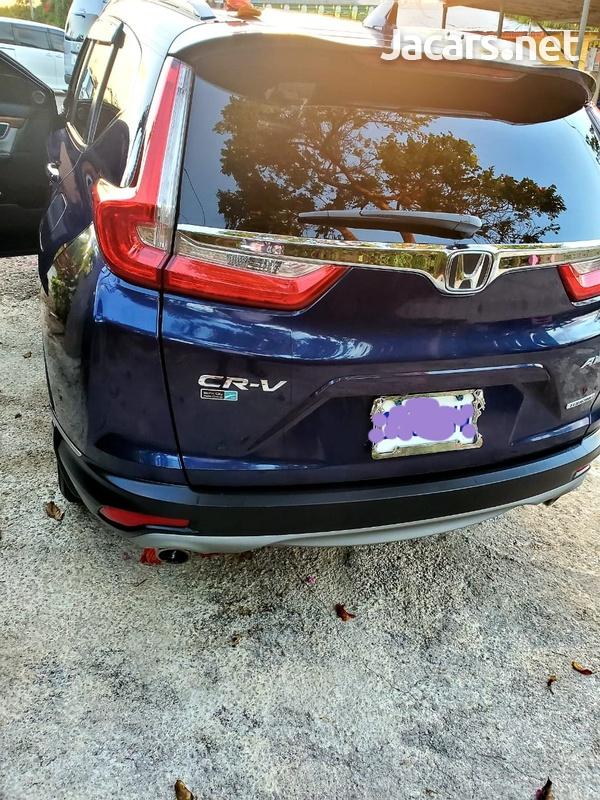 Honda CR-V 2,4L 2017-2