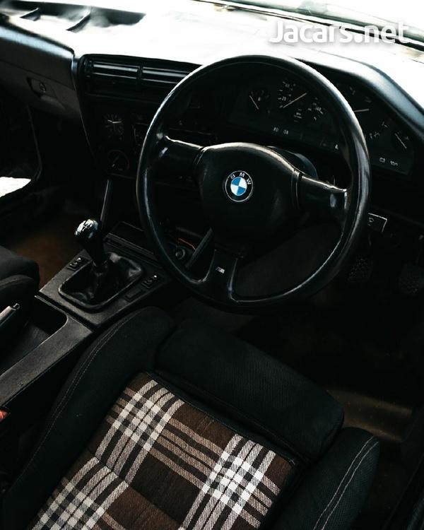 BMW 3-Series 2,5L 1990-4