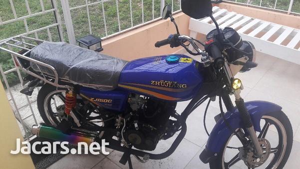 2019 Zhujiang motorcycle, 150 cc-1