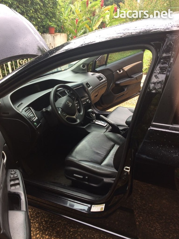 Honda Civic 1,8L 2014-5