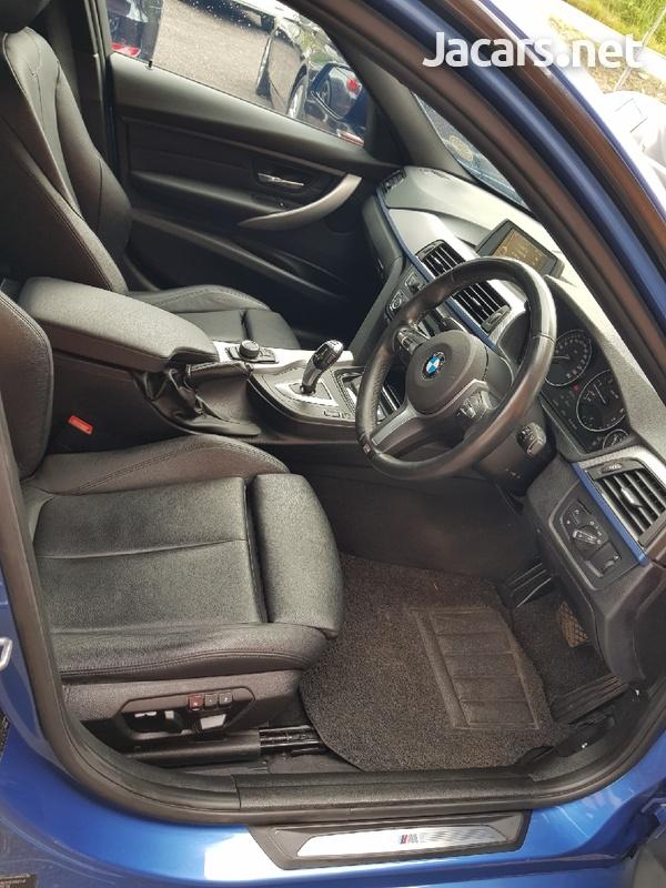 BMW 3-Series 1,6L 2014-10