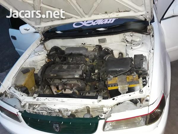Toyota Corolla 1,5L 2000-2
