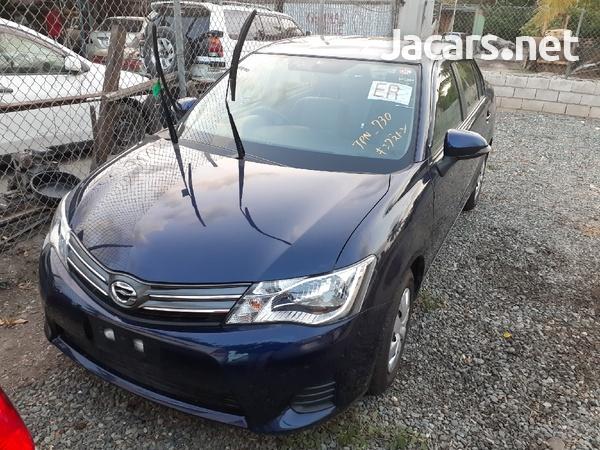 Toyota Axio 1,4L 2015-1