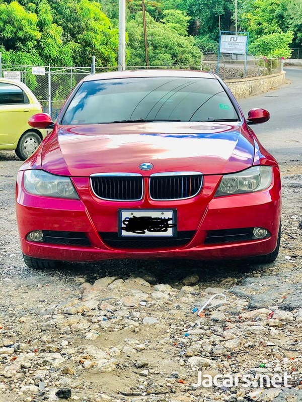 BMW 3-Series 2,0L 2006-2