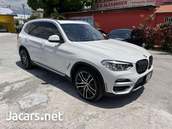 BMW X3 2,0L 2020-2