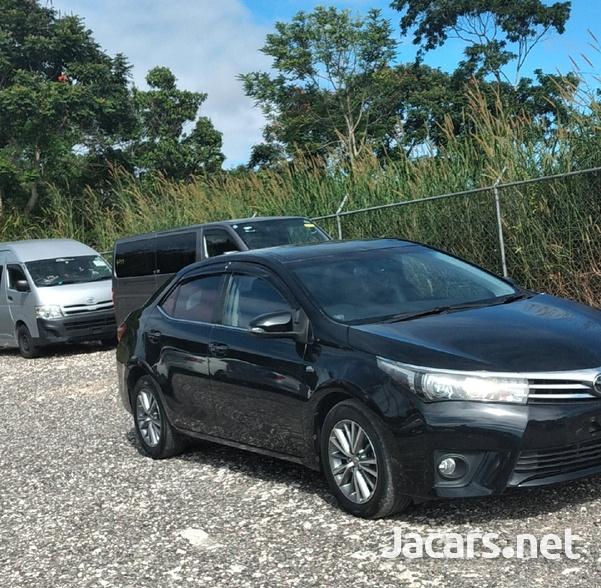 Toyota Corolla Altis 2,0L 2014-2