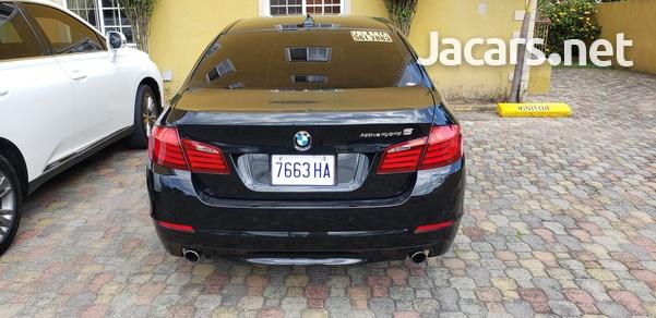 BMW 5-Series 2,9L 2012-8