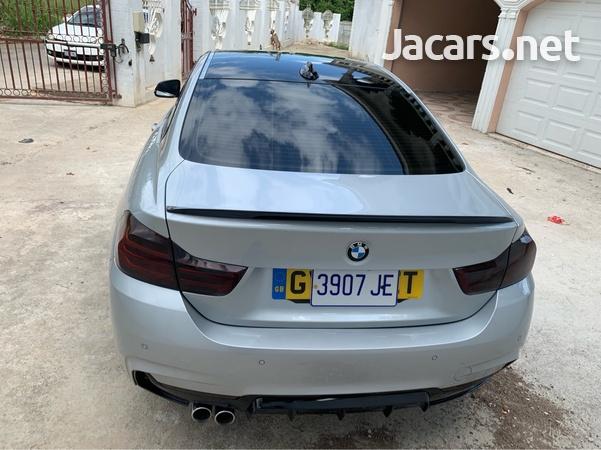 BMW 4-Series 2,0L 2017-2