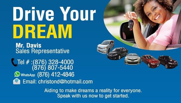 Drive Your Dream Auto