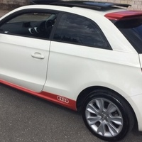 Audi A1 1,4L 2012