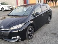 Toyota Wish 1,6L 2013