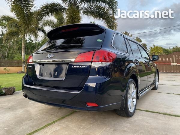 Subaru Legacy 2,5L 2013-6