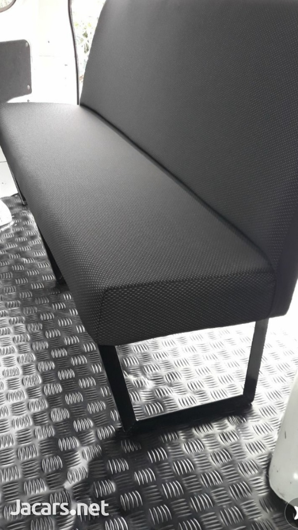 FOR ALL YOUR BUS SEATS,WE BUILD AND INSTALL.CONTACT US AT 8762921460-1
