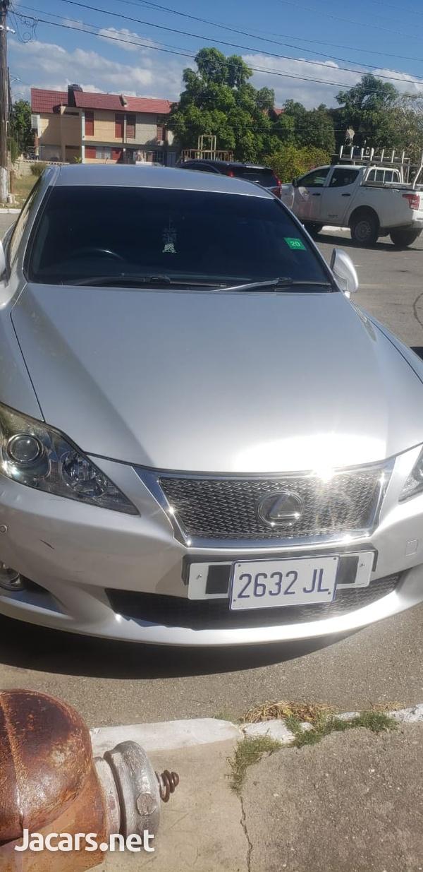 Lexus IS 1,6L 2010-2