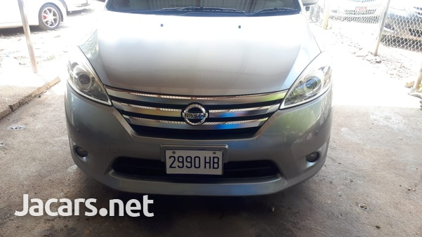 Nissan LaFesta 1,8L 2013-1