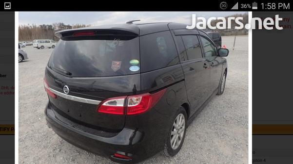 Nissan LaFesta 2,0L 2015-7