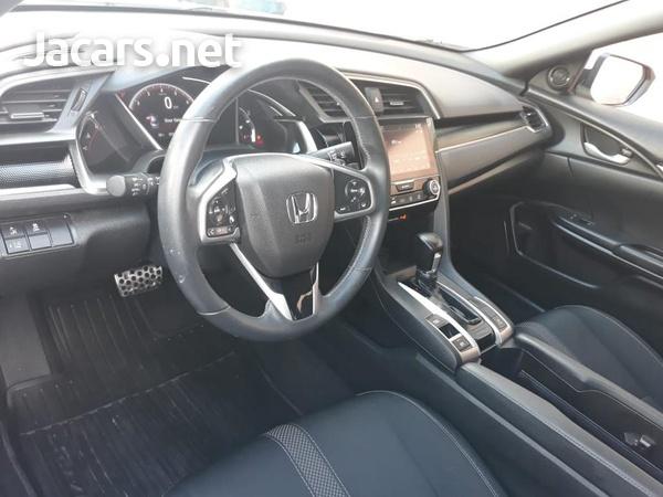 Honda Civic 2,5L 2019-6