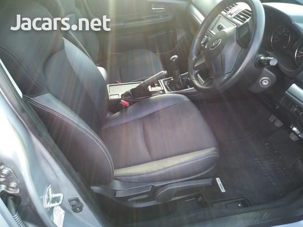 Subaru Impreza 1,6L 2012-6