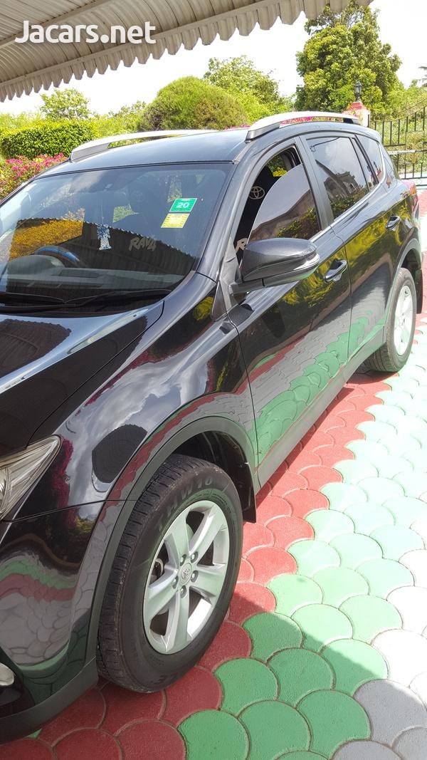 Toyota Rav4 1,9L 2013-5