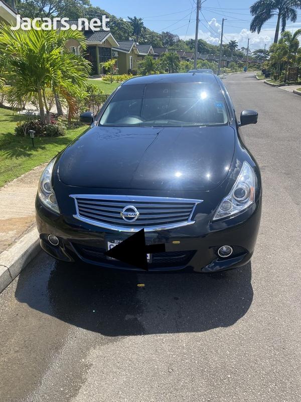Nissan Skyline 2,5L 2011-1