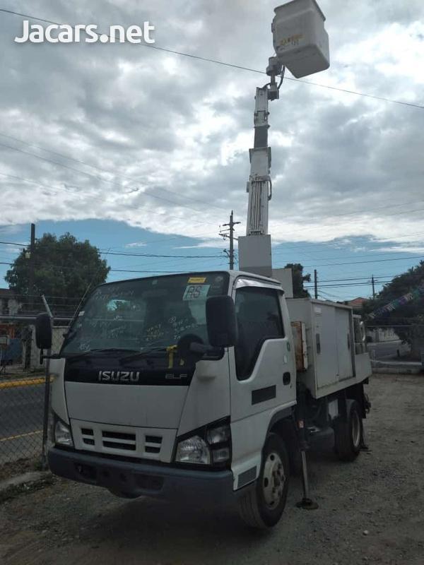 2005 Isuzu Elf High Elevation Utility Truck-1