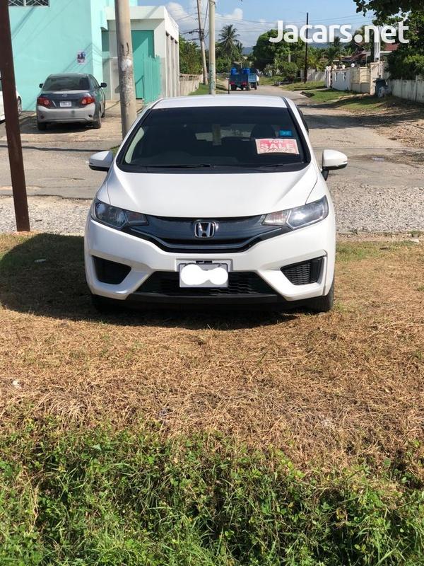 Honda Fit 1,5L 2013-10