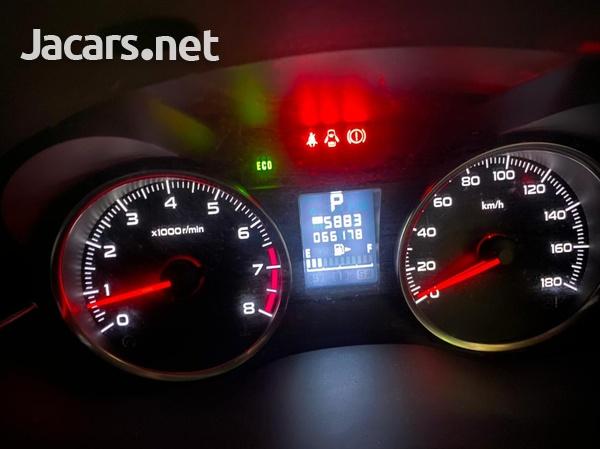 Subaru Impreza 2,0L 2012-2