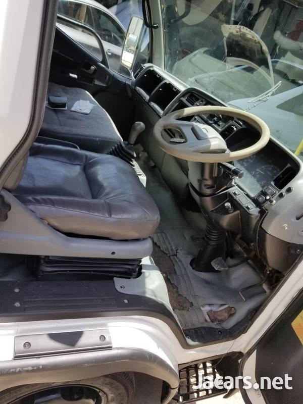 Mitsubishi Canter Tipper 3.5 ton-2
