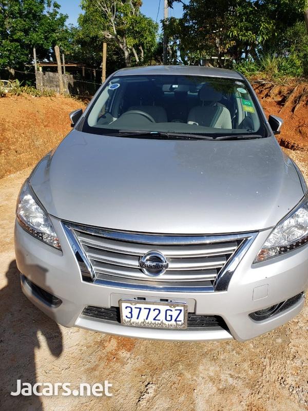 Nissan Sylphy 1,6L 2014-1