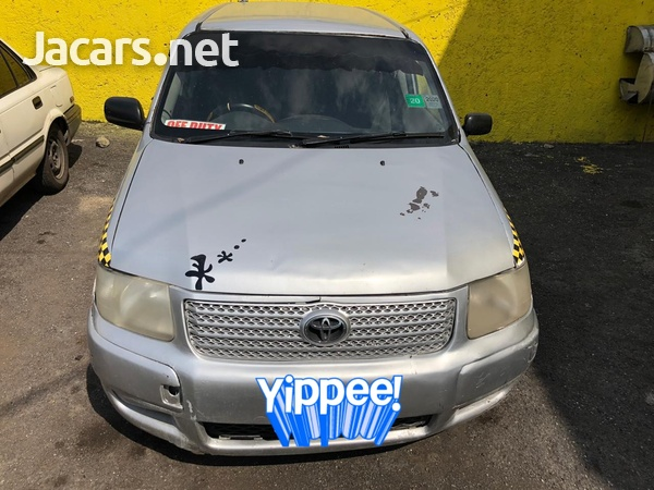 Toyota Succeed 1,6L 2005-1