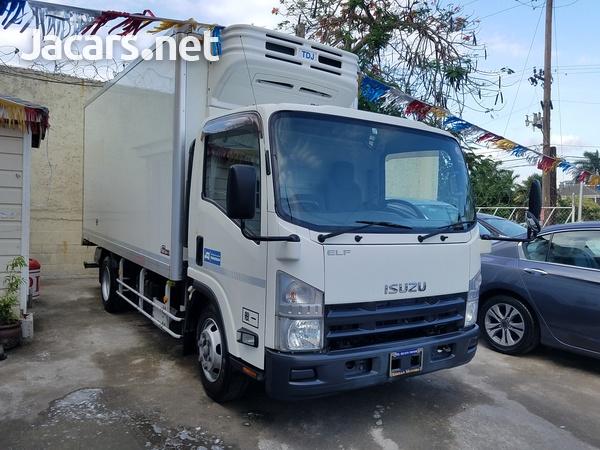 Isuzu Elf Freezer Truck 2012-1